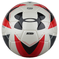 Under Armour Desafio Thermal Bond Match Soccer Ball - White / Red