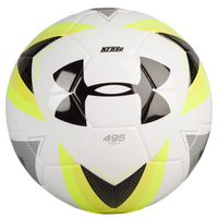 Under Armour Desafio 495 Soccer Ball - Adult - White / Yellow