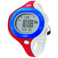 Soleus Chicked - Women's - Red / Blue