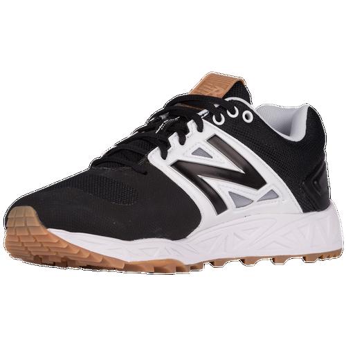 New Balance 3000V3 Trainer - Men's Baseball - Black/White T3000B23