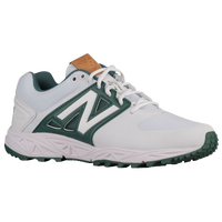 New Balance 3000V3 Trainer - Men's - White / Dark Green