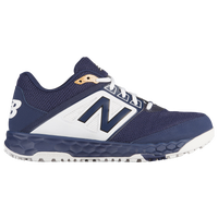 New Balance 3000v4 Turf - Men's - Navy / White