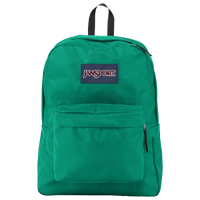 JanSport Superbreak Backpack - Green / Green