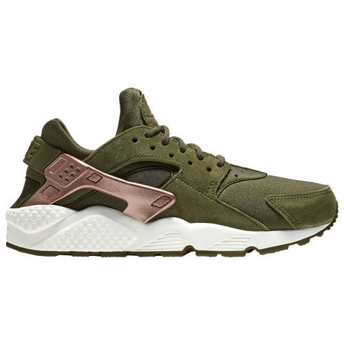 promo code 462f3 87313 ... where can i buy nike air huarache womens casual shoes olive canvas  metallic rose gold rust