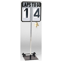 Stackhouse Lap Counter With Bell