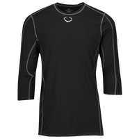 Evoshield Pro Team Mid Sleeve Shirt - Men's - Black