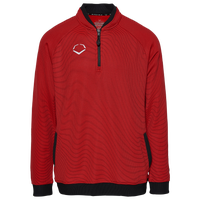 Evoshield Pro Team Heater Fleece - Men's - Red