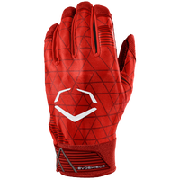 Evoshield Evocharge Batting Gloves - Men's - Red / White