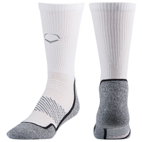 Evoshield Training Crew Socks - Men's - White