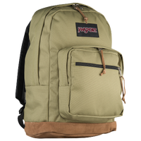 JanSport Right Backpack - Olive Green / Tan