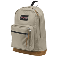 JanSport Right Backpack - Tan / Brown