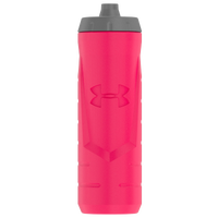 Under Armour Sideline Squeezable Water Bottle - Pink