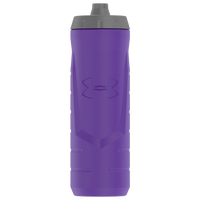 Under Armour Sideline Squeezable Water Bottle - Purple
