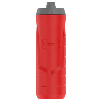 Under Armour Sideline Squeezable Water Bottle - Red