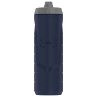 Under Armour Sideline Squeezable Water Bottle - Navy