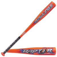 Rawlings Raptor Youth USA Baseball Bat - Grade School - Orange