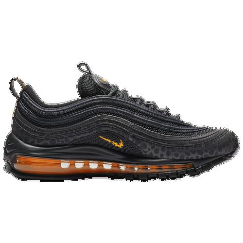 new style 52f0b 966bd ... aliexpress nike air max 97 boys grade school casual shoes off noir  orange trance thunder grey