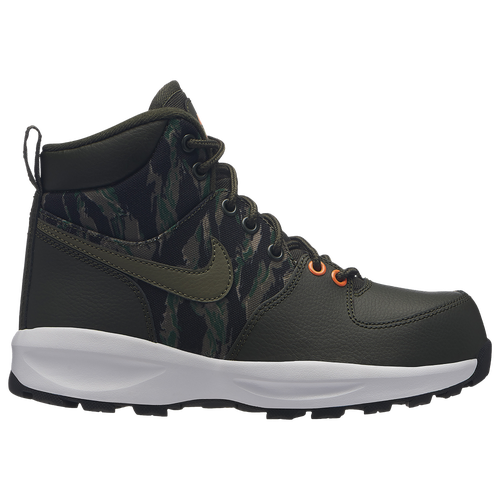 the latest 126c4 b6c3d Nike Manoa - Boys Grade School - Casual - Shoes - Sequoia Medium Olive  Sequoia Black  Nike Manoa Toddler ...