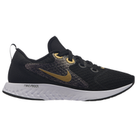 Nike Legend React - Girls' Grade School - Black / Gold