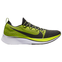 Nike Zoom Fly Flyknit - Men's - Light Green / Black