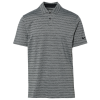 Nike Dry Vapor Stripe Golf Polo - Men's - Grey