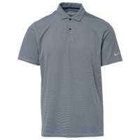 Nike Dry Victory Texture Golf Polo - Men's - Grey