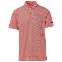 Nike Dry Victory Texture Golf Polo - Men's - Red