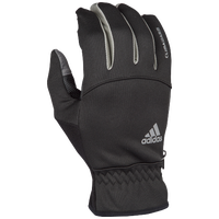 adidas AWP 2.6 Midweight Run Gloves - Women's - Black / Silver