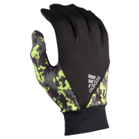 adidas Shelter Run Gloves - Men's - Black / White