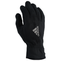 adidas Comfort Fleece 3.0 Run Gloves - Men's - Black