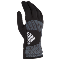 adidas Mequon Run Gloves - Women's - Black
