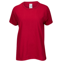 Gildan Team Ultra Cotton 6oz. T-Shirt - Women's - Cardinal / Cardinal