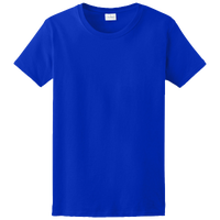 Gildan Team Ultra Cotton 6oz. T-Shirt - Women's - Blue / Blue
