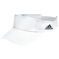 adidas Team Adjustable Visor - White / Black