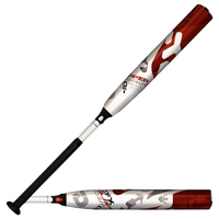 DeMarini CFX Slapper Fastpitch Bat - Women's - White / Red