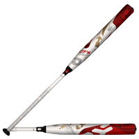 DeMarini CFX Fastpitch Bat - Women's - White / Red