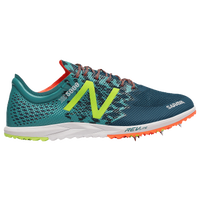 New Balance XC5000 v3 Spike - Women's - Navy / Light Green