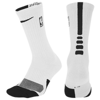 Nike NBA Elite 1.5 Crew - NBA League Gear - White / Black