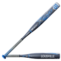 Louisville Slugger Xeno X19 Fastpitch Bat - Women's - Grey / Blue