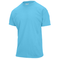 Gildan Team 50/50 Dry-Blend T-Shirt - Boys' Grade School - Light Blue / Light Blue
