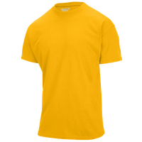 Gildan Team 50/50 Dry-Blend T-Shirt - Boys' Grade School - Gold / Gold