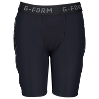 G-Form Pro Sliding Shorts - Grade School - Black / Black
